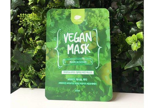 Happy Vegan Madecassoside Relaxing Vegan Mask