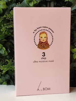 A. by Bom Ultra Moisture Mask (10pcs)
