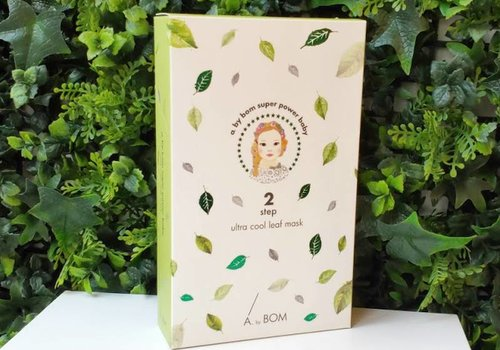 A. by Bom Ultra Cool Leaf Mask (10pcs)