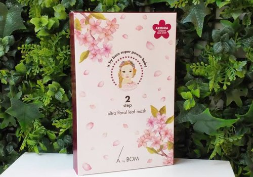 A. by Bom Ultra Floral Leaf Mask (5pcs)