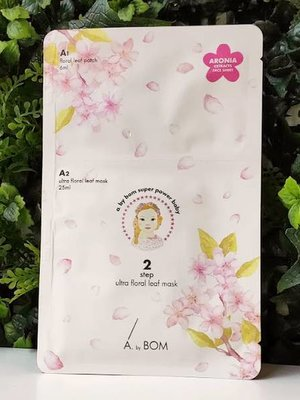 A. by Bom Ultra Floral Leaf Mask
