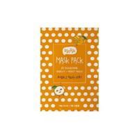 Tangerine Bright + Moist Mask Pack - 23ml (10ea)