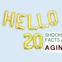 20 shocking facts of ageing