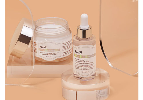 Klairs Freshly Juiced Vitamin Duo Set