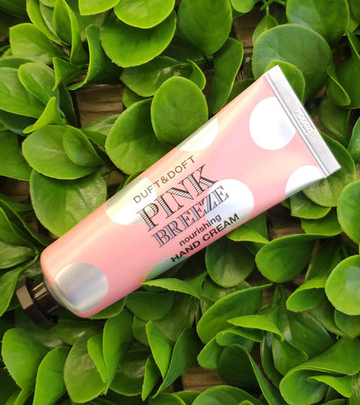 Pink Breeze Nourishing Hand Cream - 50ml