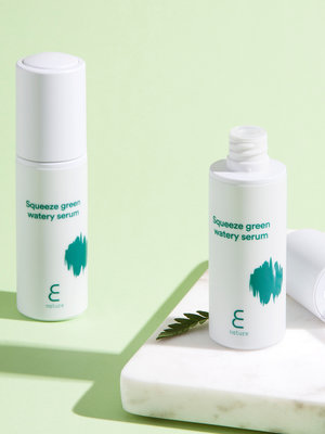 Enature Squeeze Green Watery Serum
