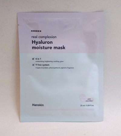 Real Complexion Hyaluron Moisture Mask - 25 ml