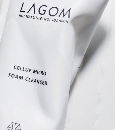 Cellup Micro Foam Cleanser - 120 ml
