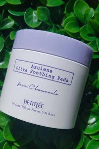 Petitfee Azulene Ultra Soothing Pads - 70 pads