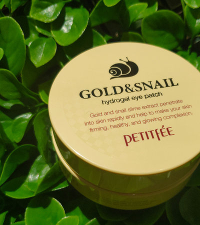Gold & Snail Hydrogel Eye Patch - 60 patches