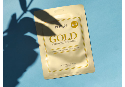 Petitfee Gold Hydrogel Eye Patch (single use)