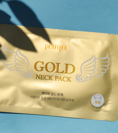 Gold Neck Pack - 10g