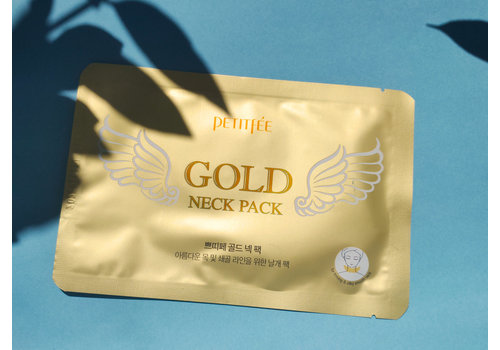 Petitfee Gold Neck Pack