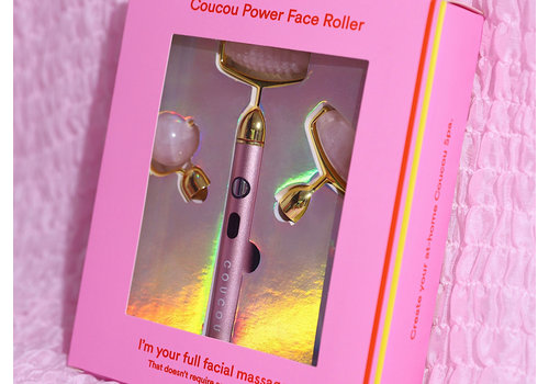 The Coucou Club Power Face Roller