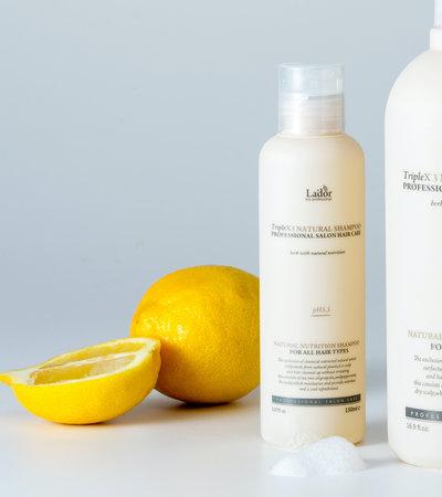 Triplex3 Natural Shampoo - 150ml