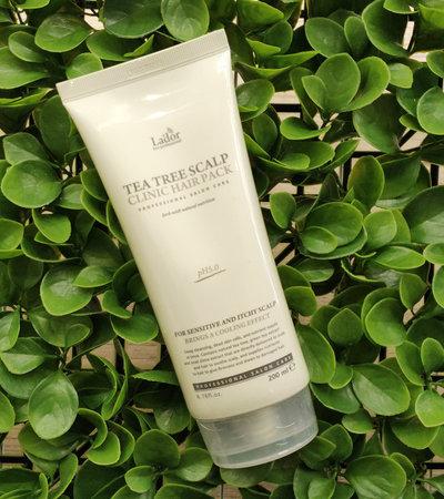 Tea Tree Scalp Clinic Hair Pack - 200 ml