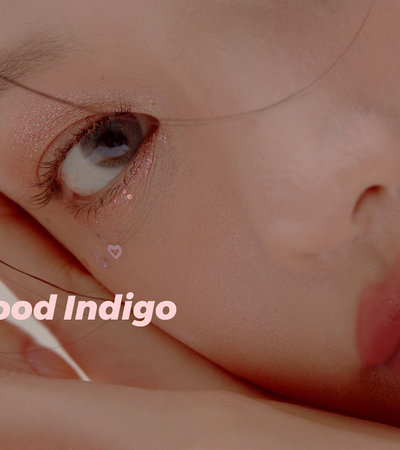 Fluffy Lip Tint 02 Mood Indigo - 2,8ml