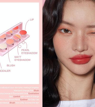 Blessed Moon Kit - JAMONGJUICY [pink case]