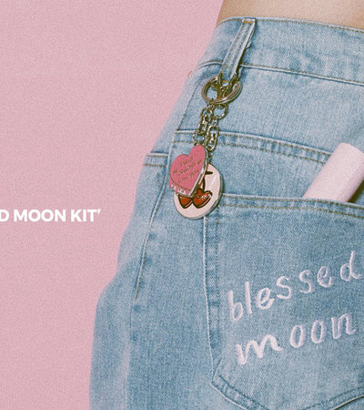 Blessed Moon Kit - RECOVELY [hot pink case]