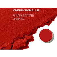 Lip #Cherry Bomb