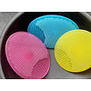 By HARU Silicone Cleansing Pad, met opberg case
