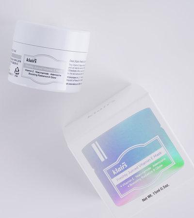 Freshly Juiced Vitamin E Mask - 15ml