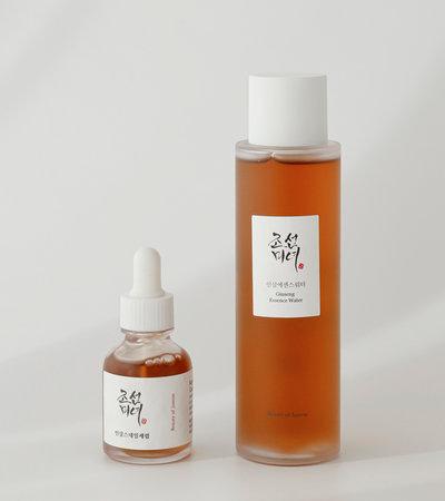 Repair Serum : Ginseng + Snail Mucin - 30ml