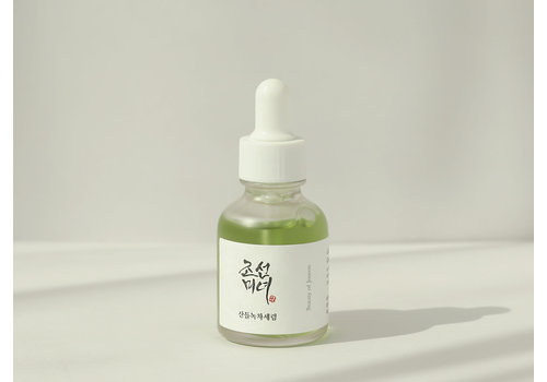 Beauty of Joseon Calming Serum : Green tea + Panthenol