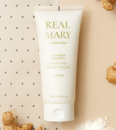 Real Mary Purifying Scalp Scaler - 200ml