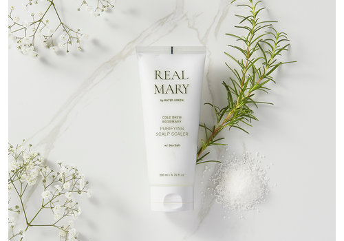 Rated Green Real Mary Purifying Scalp Scaler