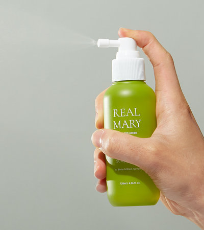 Real Mary Energizing Scalp Spray - 120ml