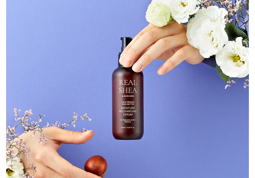 Rated Green Real Shea Moisture Recharging Serum