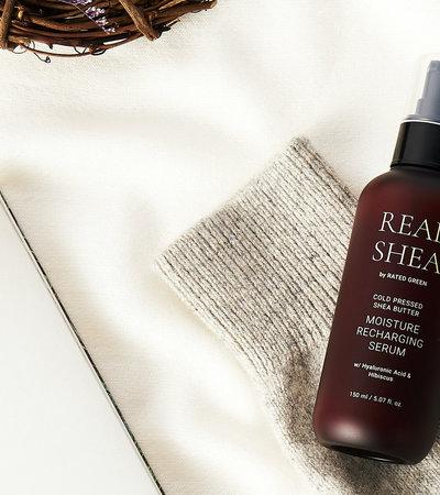 Real Shea Moisture Recharging Serum - 150ml
