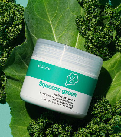 Squeeze Green Watery Gel Cream - 70ml