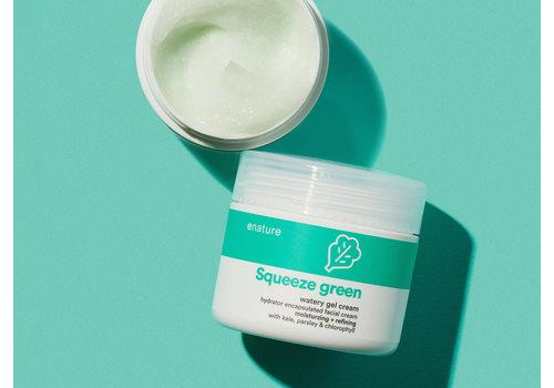 Enature Squeeze Green Watery Gel Cream