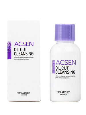 Troiareuke Acsen Oil Cut Cleanser Travel