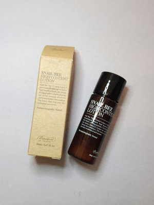 Benton Snail Bee High Content Lotion - Travel Size