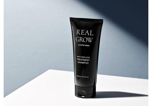 Rated Green Real Grow Anti-Hair Loss Treatment Shampoo