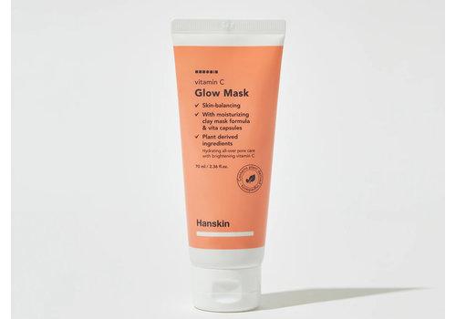 Hanskin Vitamin C Glow Mask
