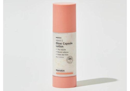 Hanskin Vitamin C Glow Capsule Lotion