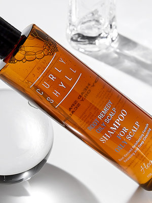Curly Shyll Root Remedy Oily Scalp Shampoo