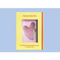 Gua Sha - 100% Rose Quartz
