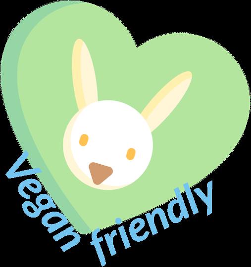 vegan-friendly
