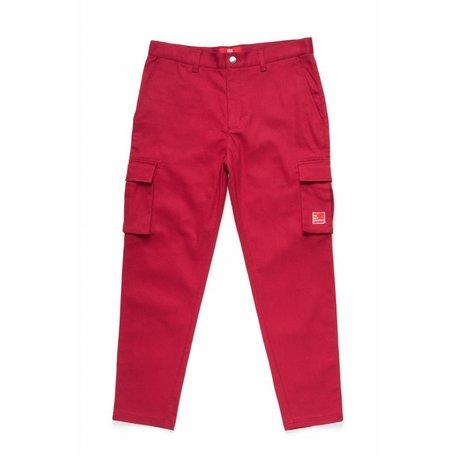 Carota Midfield Trousers | Rust
