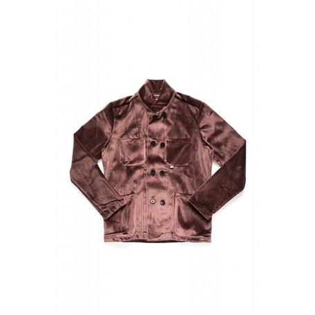 Bonne Suit | Copper Velvet