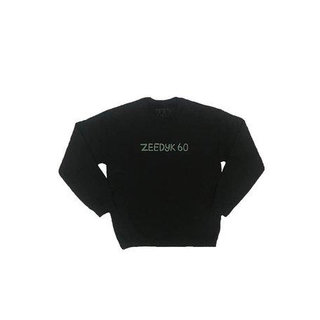 Zeedijk 60 Crewneck | Black