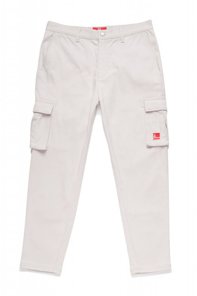 The New Originals Grey Carota Midfield Trousers