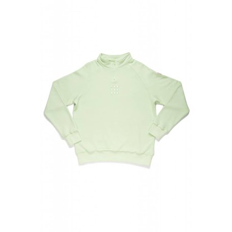 Testudo 2.0 Fleece Sweater | Mint