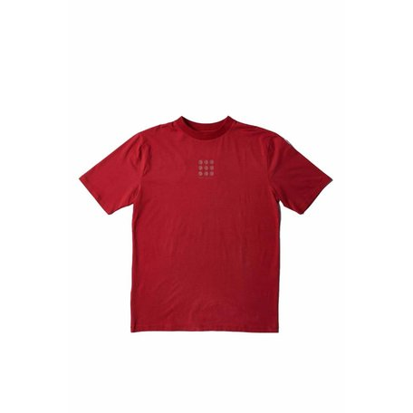 9-DOTS Tee | Red