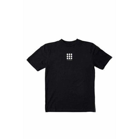 9 Dots Tee | Black